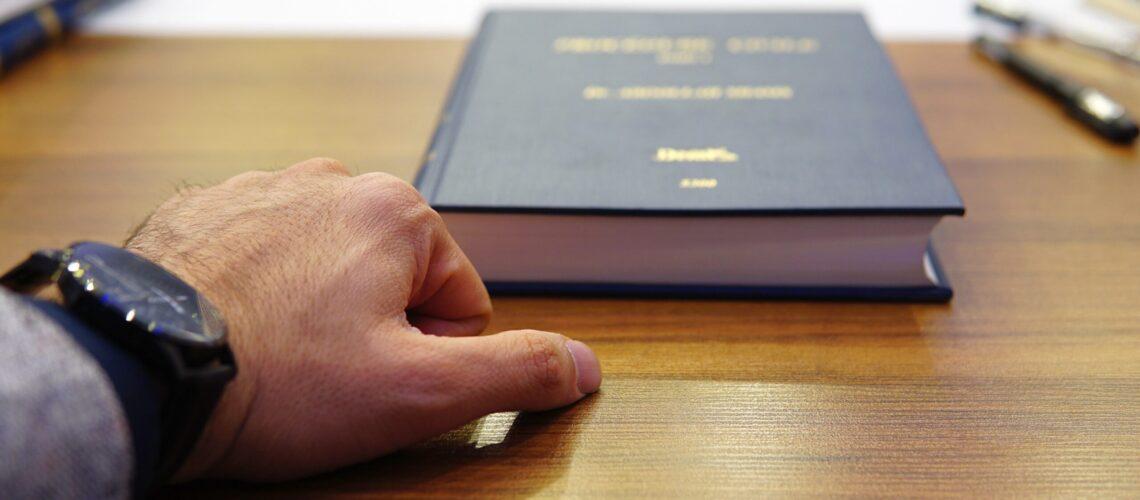 legal book